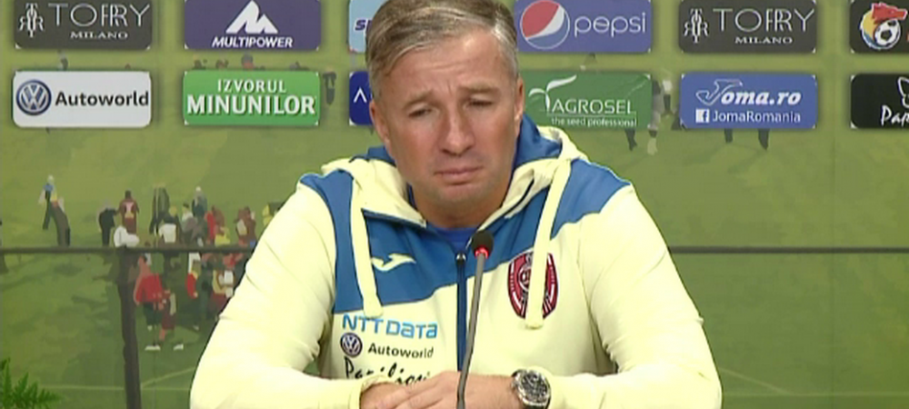 CFR promite sa domine Liga 1 sezonul urmator! Motivele pentru care a fost prelungit contractul lui Dan Petrescu
