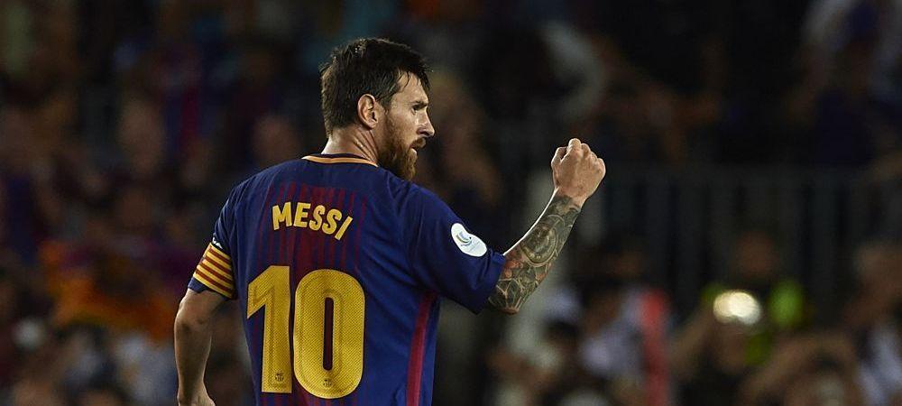 Messi, la un pas de RECORDUL ABSOLUT! Niciun alt jucator nu a mai reusit asa ceva in ISTORIE: Ronaldo mai are doar 7 ETAPE pentru a-l opri