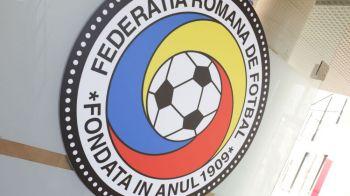 REACTIA OFICIALA A FRF dupa momentul scandalos de la Juventus - Sepsi OSK! Ce urmeaza dupa incidentul petrecut la Voluntari