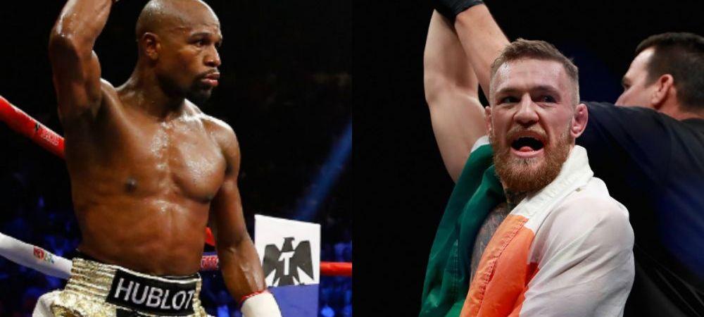 Se pregateste REVANSA! Conditiile puse de Mayweather lui McGregor pentru a intra in cusca: toata lumea A IZBUCNIT IN RAS cand a auzit cerintele americanului