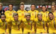 Moldova 0-0 Romania si ratam calificarea la Mondialul de fotbal feminin. Clasamentul si meciurile