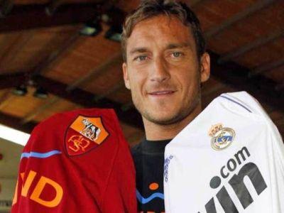 """""""Francesco, te vreau la Real!"""" Dezvaluire in premiera facuta de Florentino Perez! Seful lui Real Madrid a povestit cum l-a refuzat Totti"""