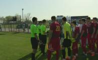 Situatie incredibila: adversara Stelei Armatei a inceput meciul cu 10 oameni, dupa ce 3 fotbalisti au facut accident pe drumul catre stadion. Cat s-a terminat partida