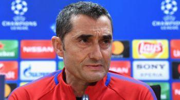 Reactia lui Valverde dupa umilinta istorica a Barcelonei de pe Olimpico! Cum a explicat antrenorul Barcei eliminarea