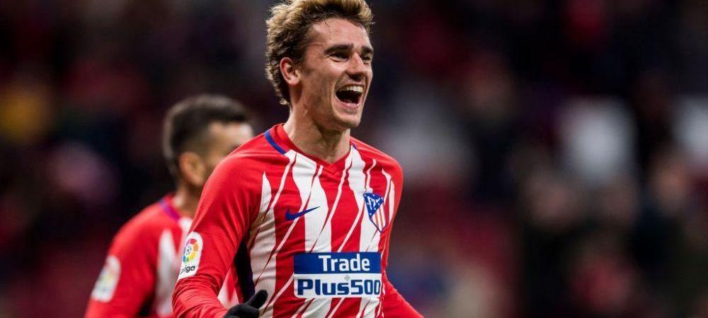 Transferul verii, in impas? Salariu URIAS oferit lui Griezmann pentru a nu semna cu Barcelona!