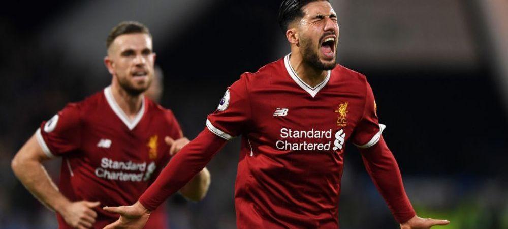 """""""Va dau 10 zile!"""" Conditia impusa de Emre Can pentru a ramane in continuare la Liverpool si din vara"""