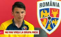 """""""Bayern m-a vrut, dar am ales Steaua"""". INTERVIU EXCLUSIV cu Ianis Stoica. In cat timp promite sa devina titular si cum l-a poreclit Bizonul"""