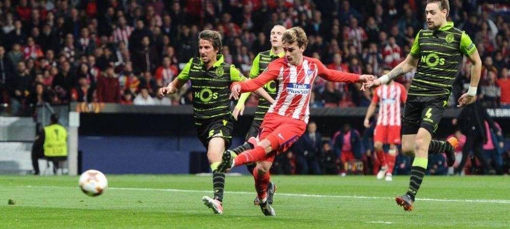 Sporting - Atletico, PRO X, 22:00! Situatie incredibila: 19 jucatori, suspendati pentru meciul de diseara!