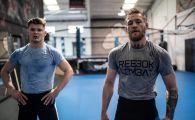 A intrat McGregor in mafia irlandeza? Poza socanta alaturi de doi gangsteri extrem de violenti din Dublin