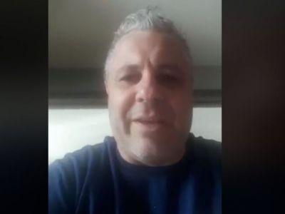 """VIDEO! Marius Sumudica, mesaj printre lacrimi pentru fanii Rapidului inaintea meciului cu CSA Steaua: """"Sa urlati cat puteti sa va aud si eu!"""""""