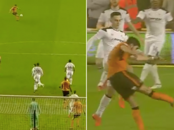 Golul saptamanii s-a dat in Championship, in timp ce Real si Juventus dadeau batalia pentru semifinalele UCL. VIDEO FABULOS