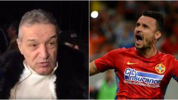 """Becali a facut pace in vestiar si i-a propus lui Budescu sa devina sef la Steaua: """"Costica, te tin aici"""". Dialogul avut de cei doi"""