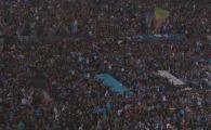 VIDEO | S-a bucurat ca un NEBUN, fanii au EXPLODAT in tribune, dar degeaba! GOLUL SERII in Europa League, anulat dupa un GEST incredibil