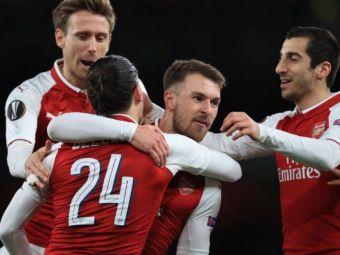 """""""Faceti-ma bine ca sa dau gol!"""" Moment fabulos oferit de Ramsey aseara in meciul cu CSKA: ce a urmat dupa"""