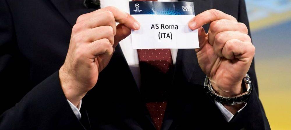 Stia Roma ca va pica cu Liverpool? Italienii vindeau bilete pentru partida cu englezii inainte de tragere! FOTO