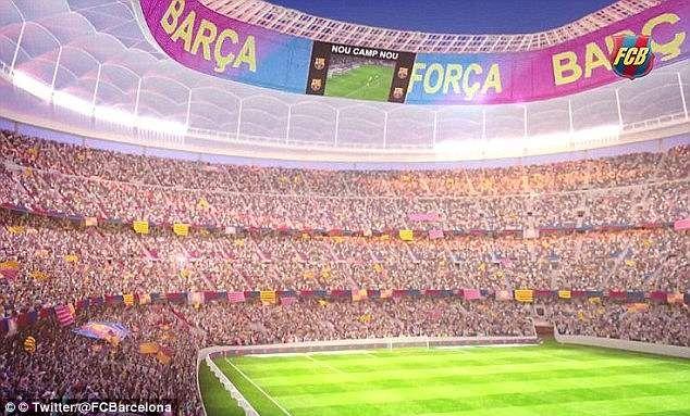 Barca se pregateste de o noua ERA! Camp Nou se transforma si va avea peste 100.000 de locuri! Suma halucinanta pe care o va investi clubul