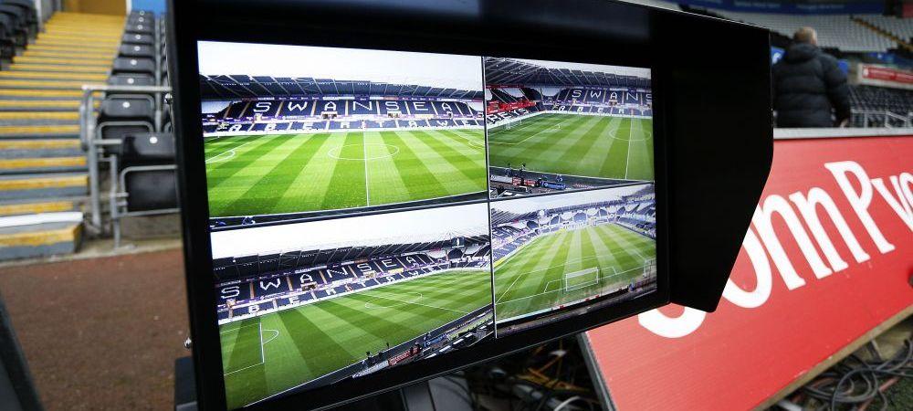Cluburile din Premier League au votat impotriva sistemului VAR! Anuntul facut dupa intalnirea de astazi