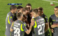 Dinamo play, Voluntari out! Pustii lui Bratu s-au distrat in prima repriza, gazdele au sperat la o minune pe final! VOLUNTARI 2-4 DINAMO
