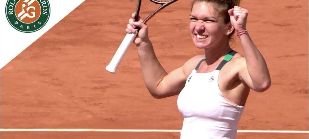 COTE PARIURI ROLAND GARROS // Simona Halep, principala favorita! Cu cine se dueleaza pentru trofeu!