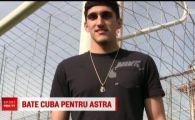 "A fost pe teren la Steaua - Real Madrid din 2006, acum vrea sa castige cu Astra in fata echipei lui Dica: ""Vreau sa fiu ca Sergio Ramos!"""