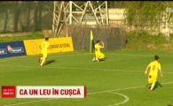 """A jucat la Borussia Dortmund iar acum marcheaza pentru Romania: """"E putin mai greu cu romana, sper sa ma intelegeti!"""""""