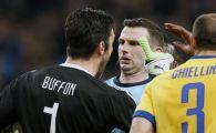 """""""Gigi, sa-ti ceri scuze!"""" Buffon, criticat de Gazzetta dello Sport! Scrisoarea deschisa a italienilor"""