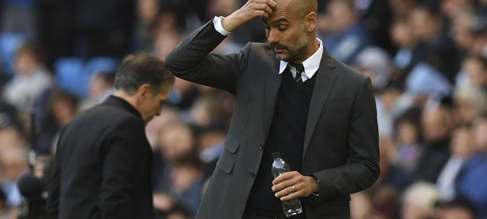 Guardiola se teme ca va pierde si TITLUL dupa eliminarea din Champions League! Ce le-a spus jucatorilor