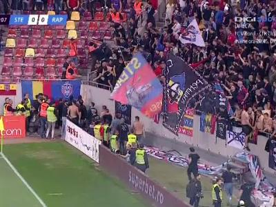 """Daniel Niculae a dezvaluit de la ce a pornit SCANDALUL din tribune: """"Suporterii Stelei s-au dus peste cei ai FCSB-ului!"""" Ce a spus despre derby"""