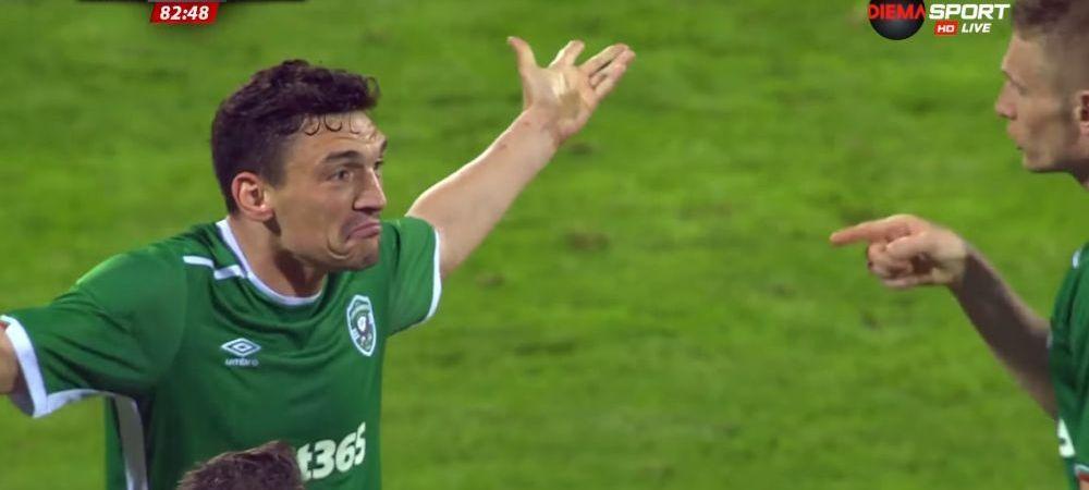 """""""Ce-am facut?!?"""" FA-BU-LOS! Keseru a reusit un gol EXTRATERESTRU pentru Ludogorets in derby-ul cu Levski! Cum a putut sa marcheze"""