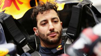 Surpriza uriasa in China: Ricciardo a castigat, DEZASTRU pentru Vettel! Hamilton, pe 4!