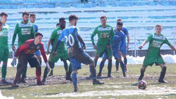 Moment SOCANT pe un stadion din Romania! Un jucator de culoare a iesit de pe teren din cauza RASISMULUI