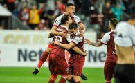 FC Viitorul 1-2 CFR Cluj! Final NEBUN. Regele Hagi, aproape sa revina din pozitie de MAT! AICI ai fazele