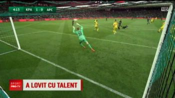 Gol SENZATIONAL marcat de noul Zlatan! Cum l-a batut pe portar