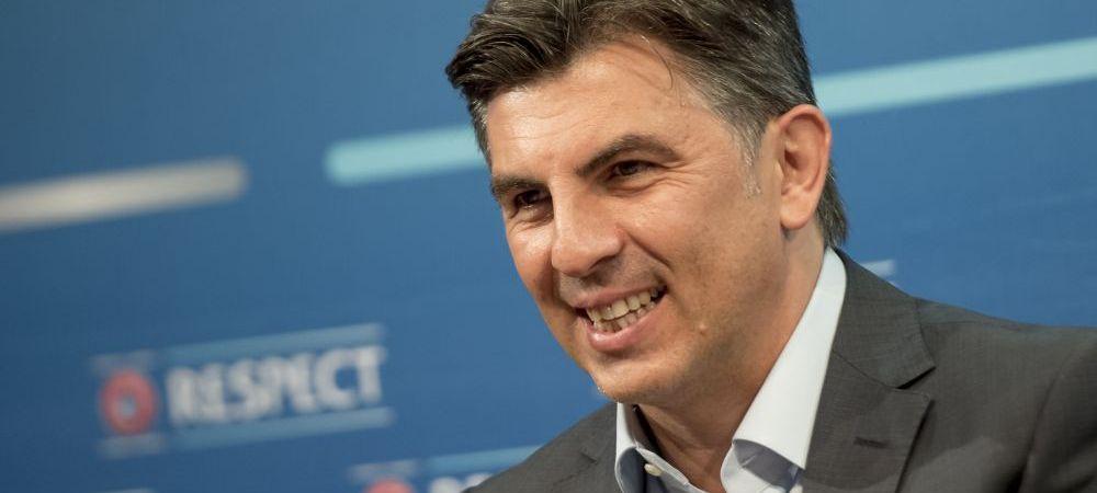 Primii oameni care vor pleca din FRF daca Lupescu va castigat alegerile! Fostul international are pregatita lista cu 4 demiteri