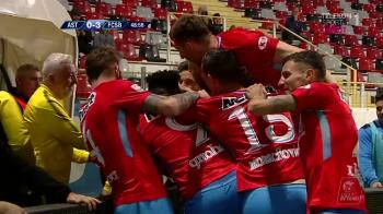 Astra 0-3 Steaua in PLAYOFF | Echipa lui Dica revine la 2 puncte in fata lui CFR! Pintilii, golul etapei! Balgradean a aparat 11m