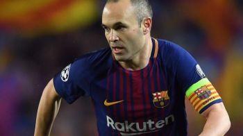 """Finalul unei ERE la Barcelona? Iniesta a facut anuntul final: """"Am luat deja o decizie in privinta viitorului meu!"""""""