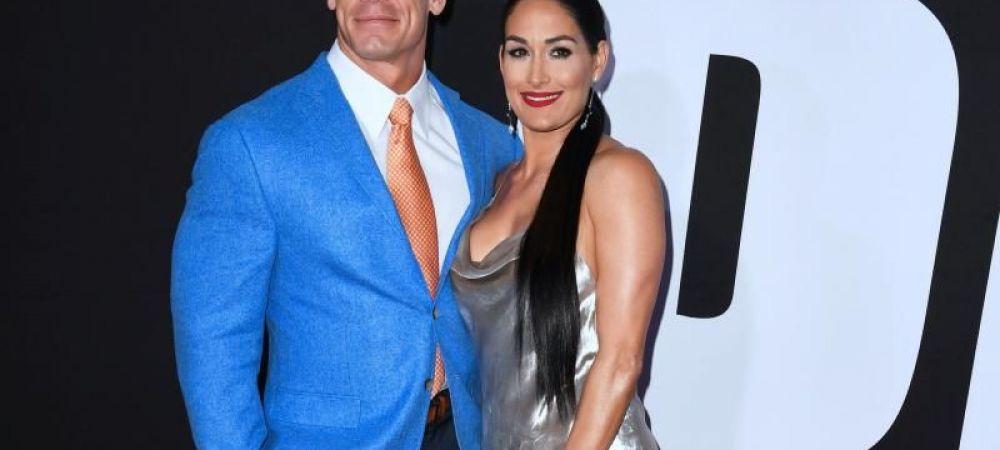 SOC: cel mai tare cuplu din wrestling e istorie! Anuntul facut de John Cena
