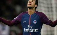 FOTO | INCREDIBIL: Ce facea Neymar in timp ce PSG spulbera Monaco si castiga titlul! Imaginea face inconjurul internetului