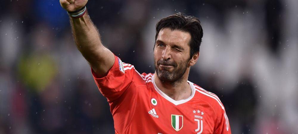 Transfer fabulos pentru legenda Buffon! La 40 de ani, portarul poate merge sa fie zeu in templul lui Maradona