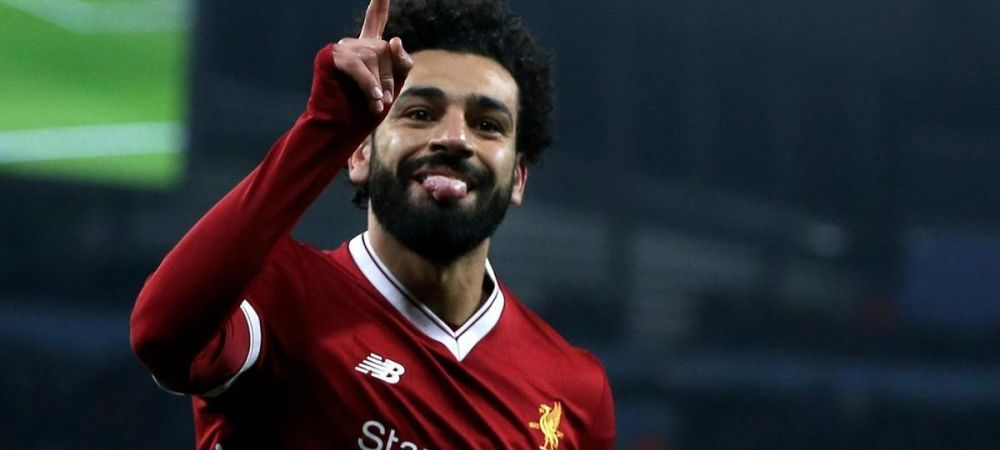 Faraonul Salah, de neoprit! RECORD stabilit de jucatorul lui Liverpool dupa ultima etapa de Premier League