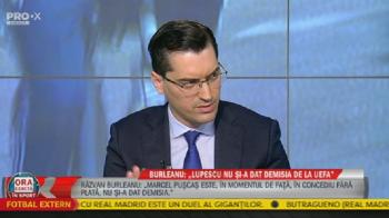 Burleanu isi face praf contracandidatul! Care ar fi motivul real al rupturii dintre conducerea FRF si Marcel Puscas