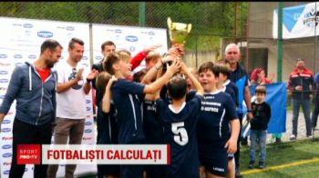Joaca fotbal si studiaza informatica. Micul Budescu a facut spectacol la Cluj. VIDEO