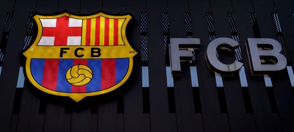 Agentul care i-a adus pe Popescu si Hagi la Barcelona anunta o noua SUPER AFACERE! Transferul URIAS se poate face in vara