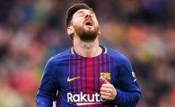 Messi e in cursa pentru un record FANTASTIC! Cum sta inaintea meciului pe un stadion INTERZIS