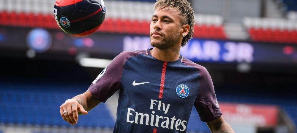 """""""Nu se poate asa ceva, a SCUIPAT pe sigla clubului!"""" Ce facea Neymar in timp ce PSG devenea campioana"""
