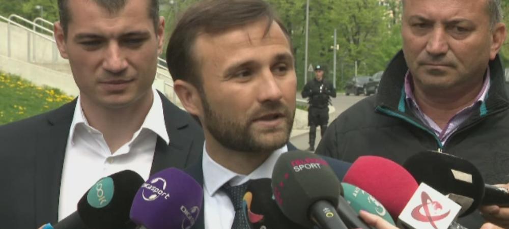 """Candidatul care arunca bomba cu o ora inaintea alegerilor FRF: """"Castig! Am multe semnale pozitive de la oamenii de fotbal"""""""