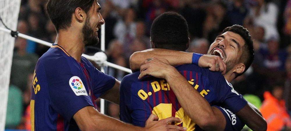 Meciul cu Celta i-a fost fatal! Un jucator transferat de Barca pe o suma uriasa, pus pe lista de transferuri!