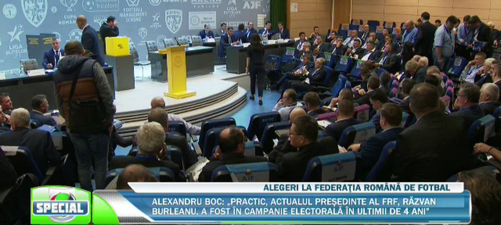 """SOC dupa alegerile FRF: un candidat si-a anuntat retragerea din fotbal: """"Multumesc pentru tot!"""""""