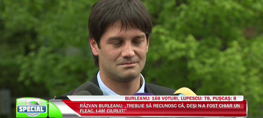 """Chivu, dupa infrangerea lui Lupescu in fata lui Burleanu: """"Poate o sa candidez peste 4 ani!"""""""