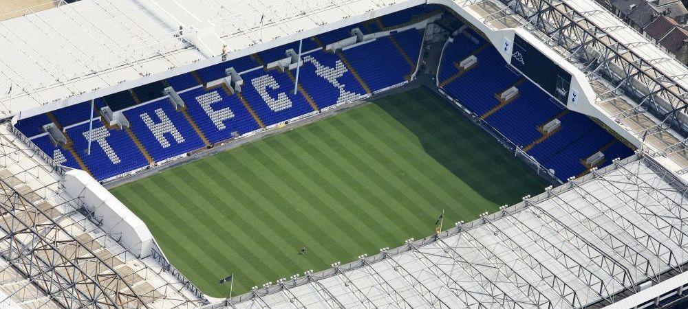 FOTO | Tottenham isi pregateste un stadion de LUX pentru duelurile cu Liverpool, Chelsea sau City. Imagini fabuloase